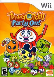 Tamagotchi Party On! para Wii
