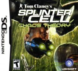 Splinter Cell Chaos Theory para Nintendo DS