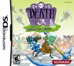 Death Jr. and the Science Fair of Doom para Nintendo DS