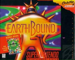 Earthbound para Super Nintendo
