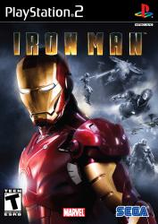 Iron Man para PlayStation 2