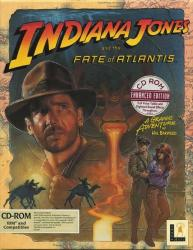 Indiana Jones and the Fate of Atlantis para PC