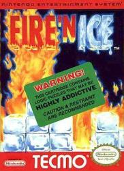 Fire 'N Ice para NES