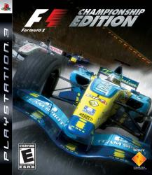 Formula One Championship Edition para PlayStation 3