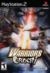 Warriors Orochi para PlayStation 2