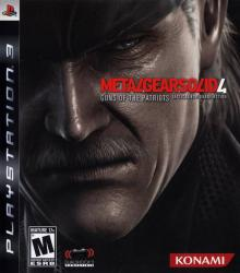 Metal Gear Solid 4: Guns of the Patriots para PlayStation 3