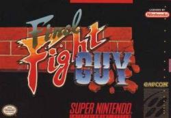 Final Fight Guy para Super Nintendo