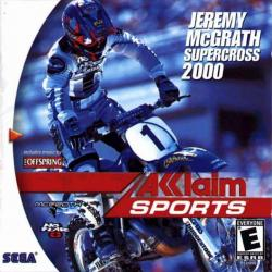 Jeremy McGrath Supercross 2000 para Dreamcast