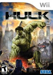 The Incredible Hulk para Wii