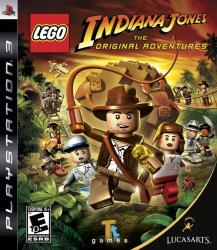 Lego Indiana Jones: The Original Adventures para PlayStation 3
