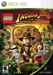 Lego Indiana Jones: The Original Adventures para Xbox 360