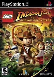 Lego Indiana Jones: The Original Adventures para PlayStation 2