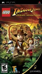 Lego Indiana Jones: The Original Adventures para PSP