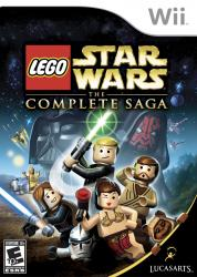 Lego Star Wars: The Complete Saga para Wii
