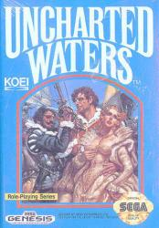 Uncharted Waters para Mega Drive