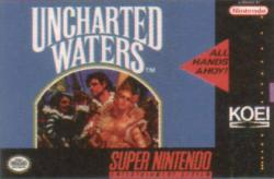 Uncharted Waters para Super Nintendo