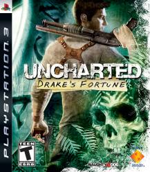 Uncharted: Drake's Fortune para PlayStation 3