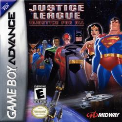 Justice League: Injustice for All para Game Boy Advance