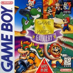 Game and Watch Gallery para Game Boy
