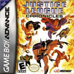 Justice League: Chronicles para Game Boy Advance