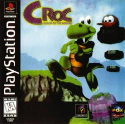 Croc: The Legend of Gobbos para PlayStation