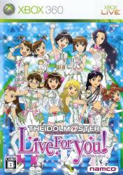 Idolmaster: Live for You! para Xbox 360