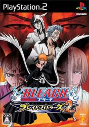 Bleach: Blade Battlers 2nd para PlayStation 2