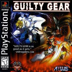 Guilty Gear para PlayStation