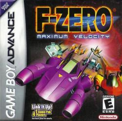 F-Zero: Maximum Velocity para Game Boy Advance