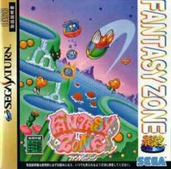 Sega Ages: Fantasy Zone para Saturn