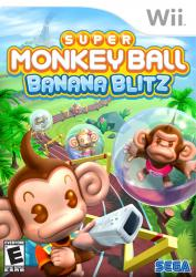 Super Monkey Ball: Banana Blitz para Wii