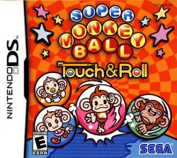 Super Monkey Ball Touch & Roll para Nintendo DS