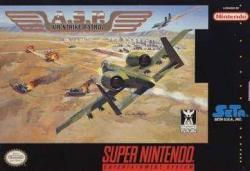 Air Strike Patrol para Super Nintendo