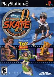 Disney's Extreme Skate Adventure para PlayStation 2