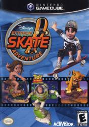 Disney's Extreme Skate Adventure para GameCube