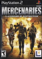 Mercenaries: Playground of Destruction para PlayStation 2