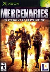 Mercenaries: Playground of Destruction para Xbox