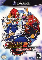 Sonic Adventure 2 Battle para GameCube