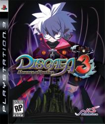 Disgaea 3: Absence of Justice para PlayStation 3