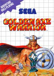 Golden Axe Warrior para Master System