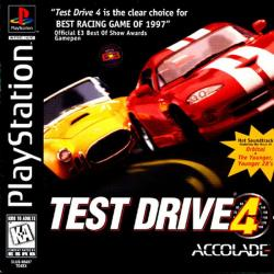 Test Drive 4 para PlayStation