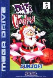 Daze Before Christmas para Mega Drive