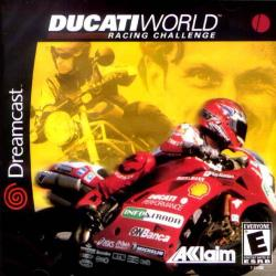 Ducati World Racing Challenge para Dreamcast