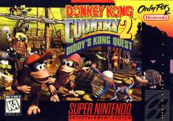 Donkey Kong Country 2: Diddy's Kong Quest para Super Nintendo