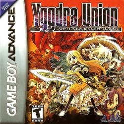 Yggdra Union para Game Boy Advance