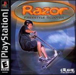 Razor Freestyle Scooter para PlayStation
