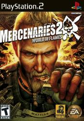Mercenaries 2: World in Flames para PlayStation 2