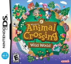 Animal Crossing: Wild World para Nintendo DS