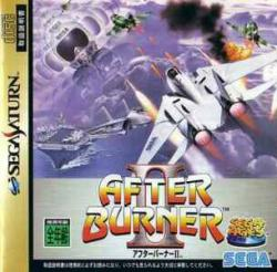 Sega Ages: After Burner II para Saturn