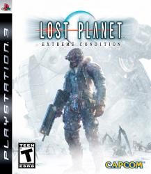 Lost Planet: Extreme Condition para PlayStation 3